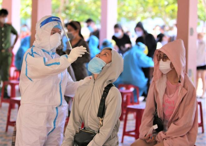 3 ca Covid-19 ở Đà Nẵng từng đến TP.HCM, trong đó 1 thanh niên có lịch trình di chuyển dày đặc - ảnh 1