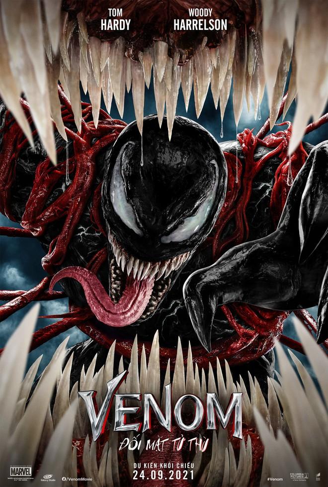 Bom tấn Venom 2 tung trailer đá đểu Spider-Man, hội trai đẹp hành động dồn dập đến ngộp thở - ảnh 7