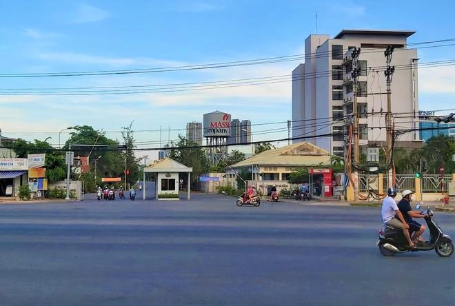 1 ca nhiễm Covid-19, hơn 300 người trong khu công nghiệp ở Đà Nẵng bị cách ly - ảnh 1
