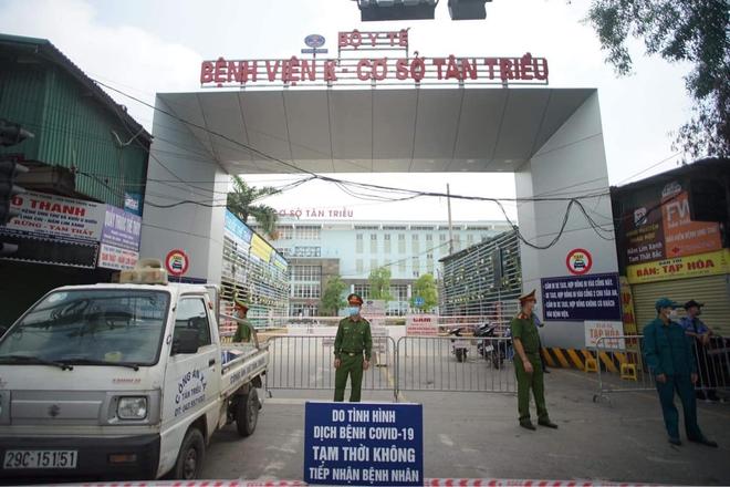 Lịch trình của BN ung thư dương tính SARS-CoV-2: Quê Nam Định, đi nhiều tuyến xe khách, trú tại CC Đại Thanh,  từng ghé nhiều bệnh viện - ảnh 2