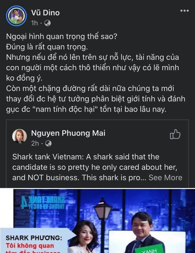 Shark Tank nhận loạt chỉ trích vì các shark liên tục bình luận ngoại hình, thả thính nữ thí sinh kêu gọi đầu tư - ảnh 5