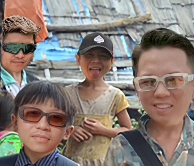 Andree đi 1 đường phép thuật Winx làm dàn rapper hot nhất Việt Nam teo nhỏ lại, nhìn đến Binz mà tức á! - ảnh 4