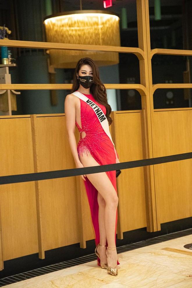 Bên trong 15 vali Khánh Vân mang đến Miss Universe: Đầu tư chỉn chu từ váy áo đến phụ kiện, riêng 1 chi tiết xứng đáng 10 điểm - ảnh 9