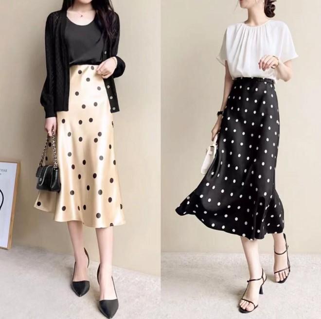 14 set váy áo xinh xắn nhẹ nhàng, để bạn có được style chuẩn nữ chính phim Hàn - ảnh 1