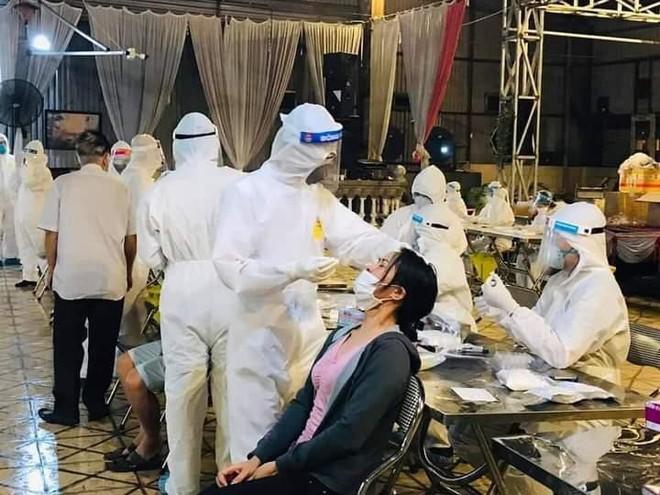 Một bệnh nhân ở Bắc Ninh mắc COVID-19 làm ở công ty Cannon Việt Nam - ảnh 2