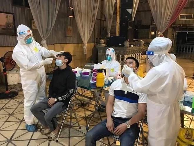 Một bệnh nhân ở Bắc Ninh mắc COVID-19 làm ở công ty Cannon Việt Nam - ảnh 1
