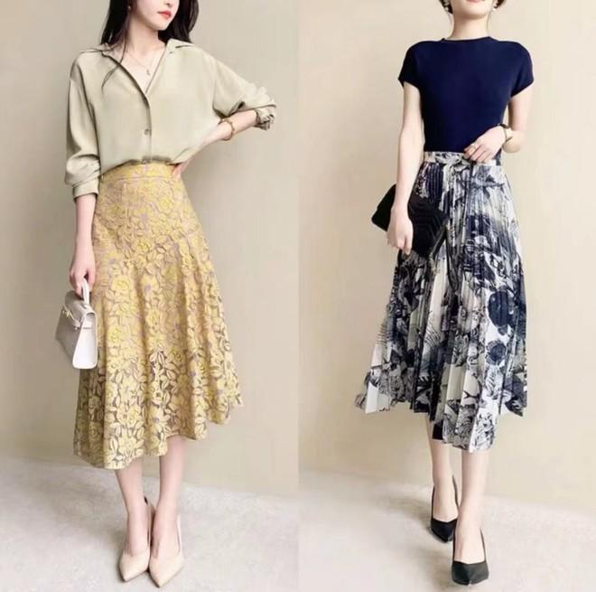 14 set váy áo xinh xắn nhẹ nhàng, để bạn có được style chuẩn nữ chính phim Hàn - ảnh 3