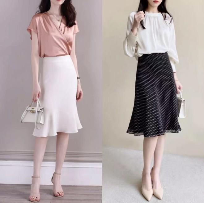 14 set váy áo xinh xắn nhẹ nhàng, để bạn có được style chuẩn nữ chính phim Hàn - ảnh 5
