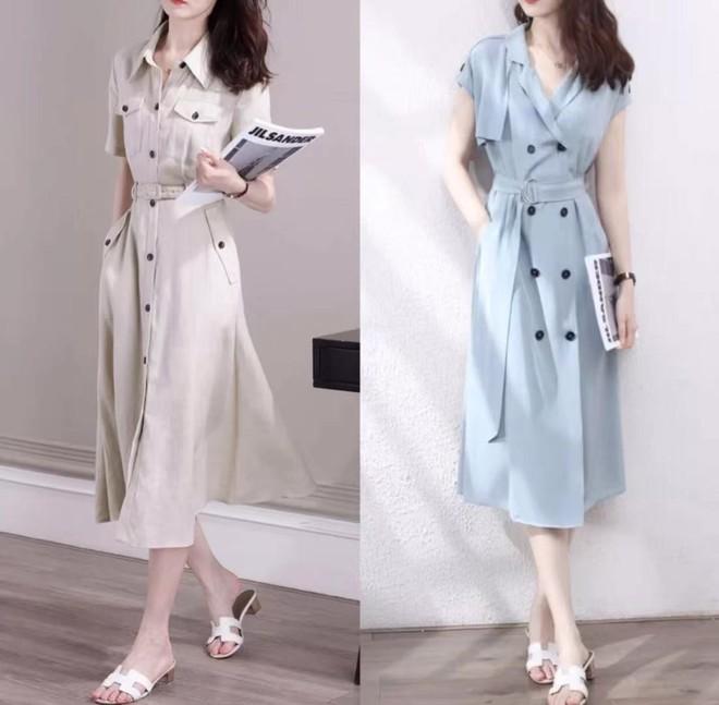 14 set váy áo xinh xắn nhẹ nhàng, để bạn có được style chuẩn nữ chính phim Hàn - ảnh 6