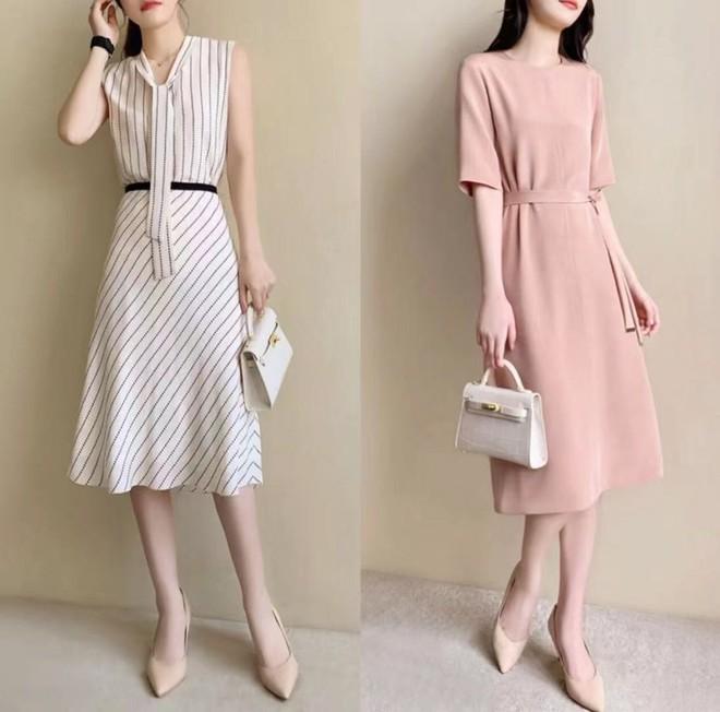 14 set váy áo xinh xắn nhẹ nhàng, để bạn có được style chuẩn nữ chính phim Hàn - ảnh 7