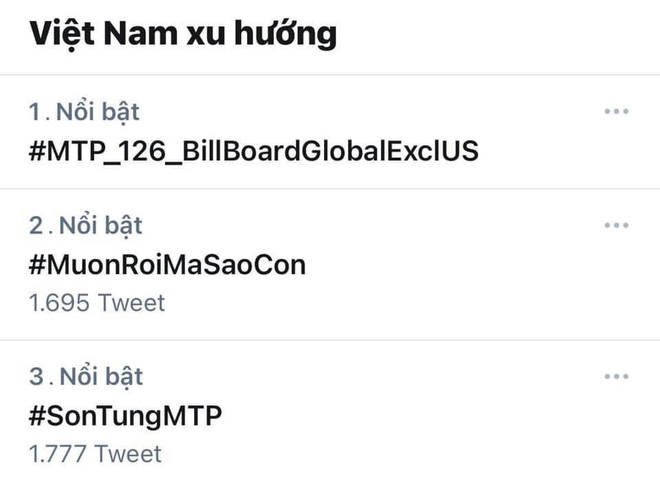 Hỏi nhỏ: Cả làng ăn mừng thành tích lọt BXH Billboard Global xong xuôi rồi mà Sơn Tùng M-TP vẫn chưa biết à? - ảnh 3
