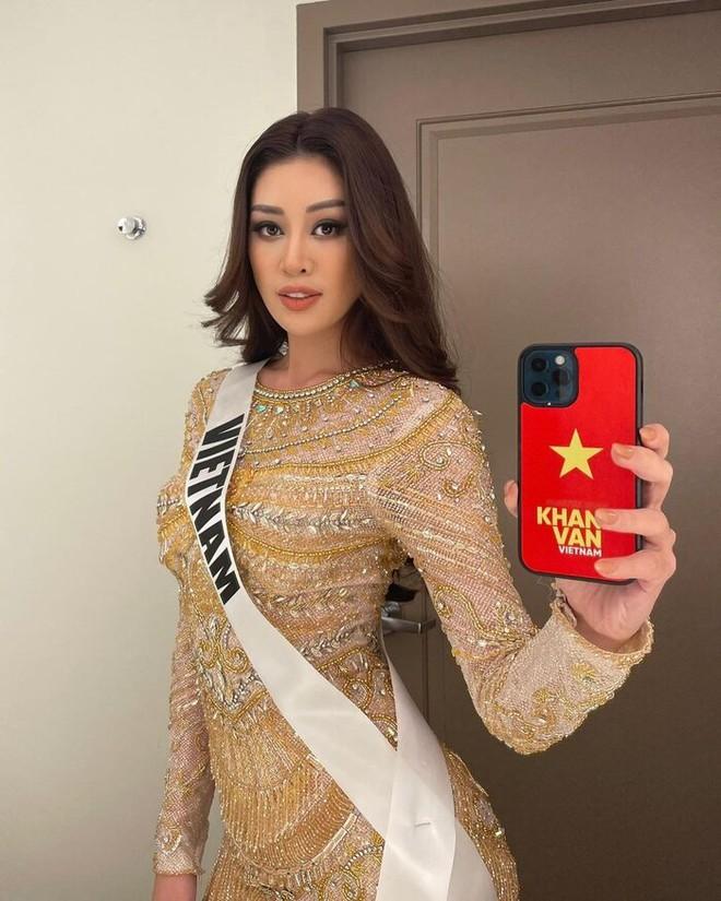 Bên trong 15 vali Khánh Vân mang đến Miss Universe: Đầu tư chỉn chu từ váy áo đến phụ kiện, riêng 1 chi tiết xứng đáng 10 điểm - ảnh 3