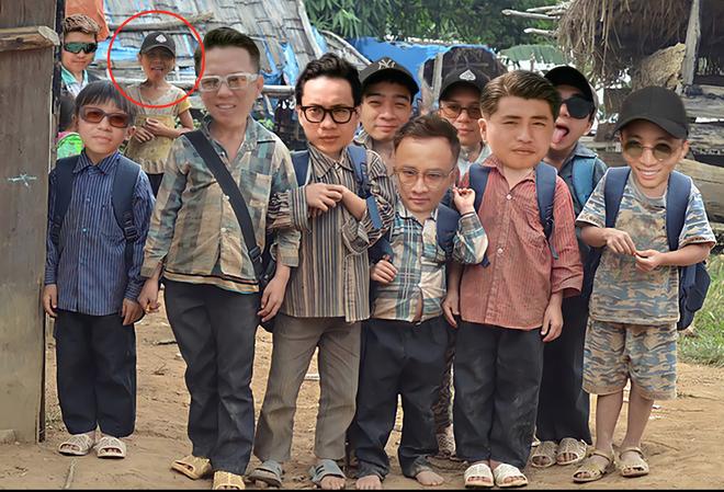 Andree đi 1 đường phép thuật Winx làm dàn rapper hot nhất Việt Nam teo nhỏ lại, nhìn đến Binz mà tức á! - ảnh 2