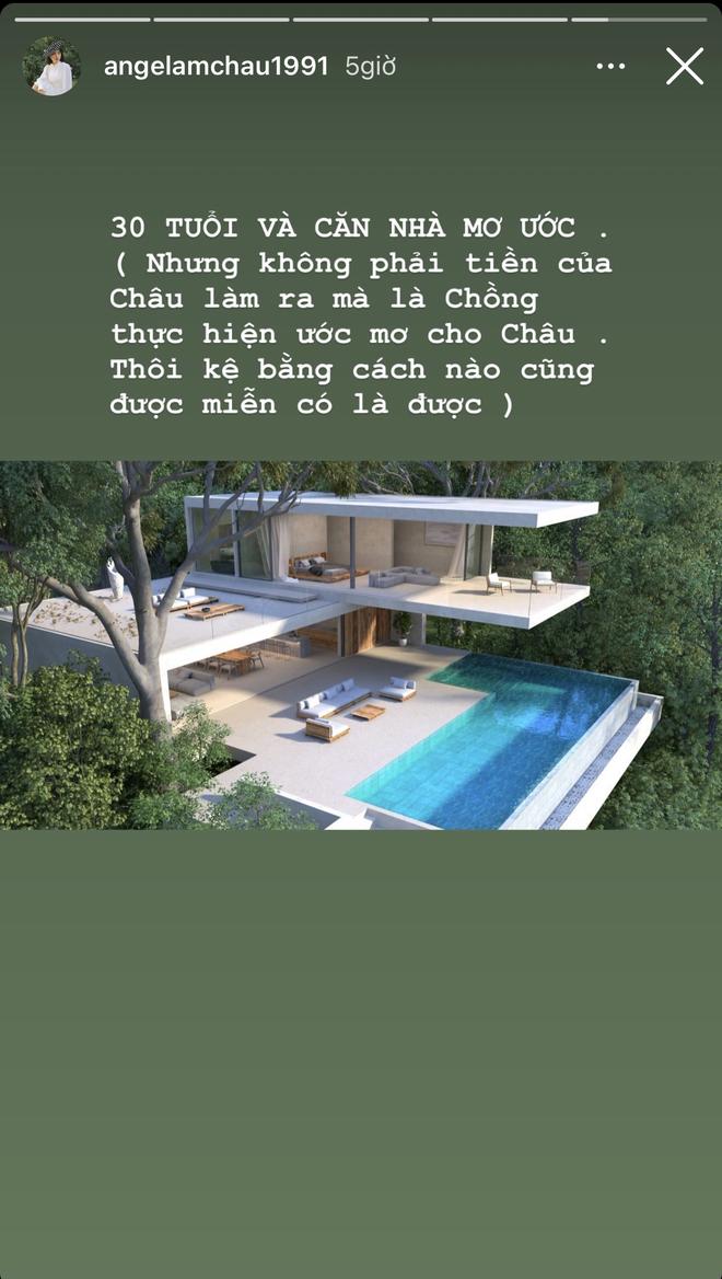"""Hiện tượng """"dao kéo"""" Việt khoe nhẹ món quà tuổi 30 được chồng tặng: Villa 230 tỷ chứ nhiêu! - ảnh 1"""