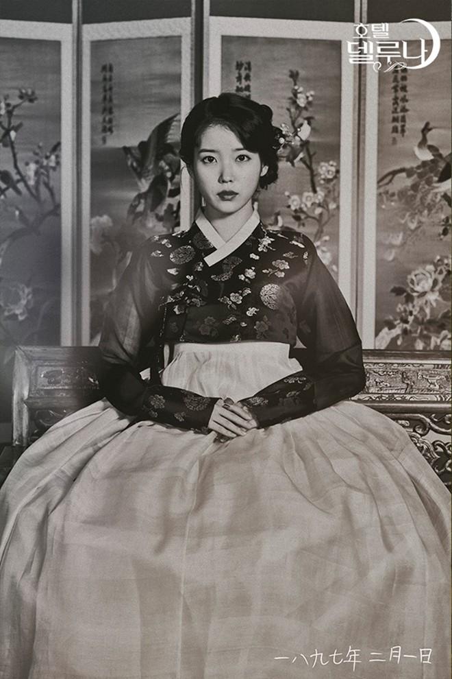 Bộ tứ idol Hàn đẹp hút hồn khi hóa mỹ nữ cổ trang: IU hay Yoona mới là chân ái của đời bạn? - Ảnh 10.