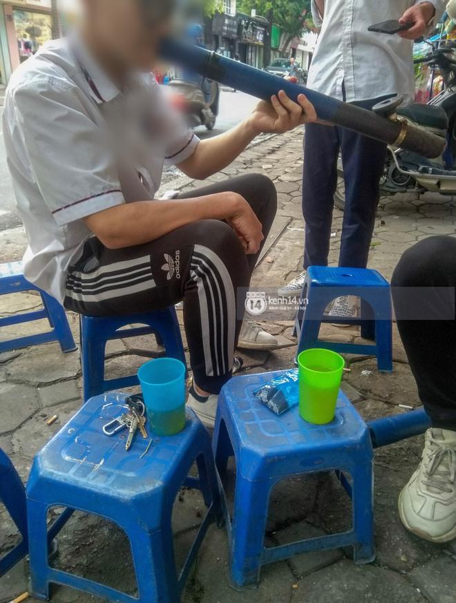 Video: Học sinh ở Hà Nội chửi bậy; xúc phạm giáo viên bằng nhiều ngôn ngữ tục tĩu - ảnh 3