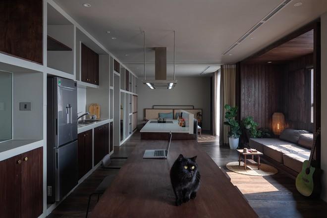"""chuyển ra riêng, cô gái mua căn hộ 91m2 để sống đời độc thân trong mơ, đầu tư nhất lại là """"cái tổ"""" cho thú cưng - ảnh 1."""