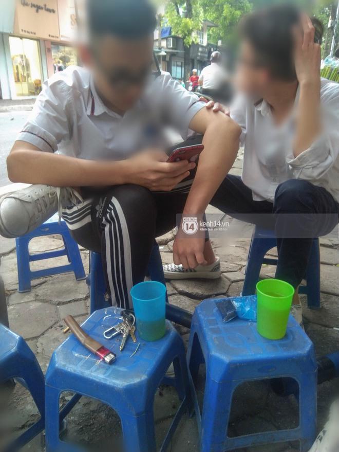 Video: Học sinh ở Hà Nội chửi bậy; xúc phạm giáo viên bằng nhiều ngôn ngữ tục tĩu - ảnh 2