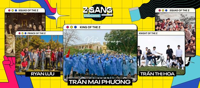 Kết quả chung cuộc Z-Gang Endgame: Đội nào được Quân AP - AMEE - Quỳnh Anh Shyn và khán giả vote giải Nhất? - Ảnh 16.