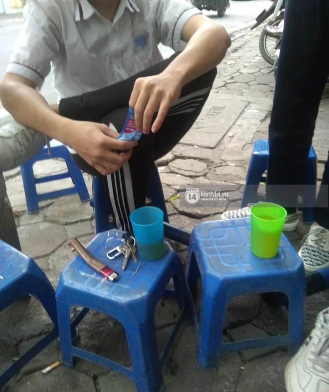 Video: Học sinh ở Hà Nội chửi bậy; xúc phạm giáo viên bằng nhiều ngôn ngữ tục tĩu - ảnh 1