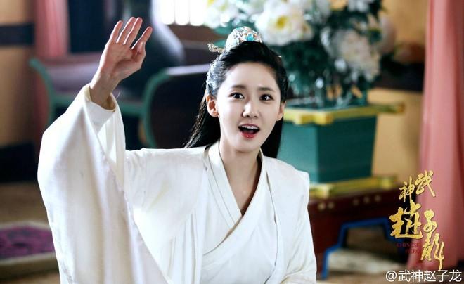 Bộ tứ idol Hàn đẹp hút hồn khi hóa mỹ nữ cổ trang: IU hay Yoona mới là chân ái của đời bạn? - Ảnh 17.