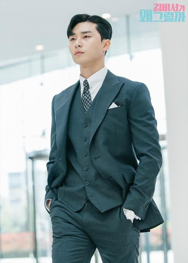 Park Seo Joon rục rịch tái xuất sau Tầng Lớp Itaewon nhưng motif phim cứ na ná hai bom tấn trước - Ảnh 3.