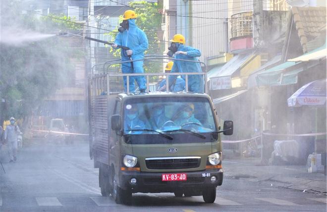 2 tài xế mắc Covid-19 ở Đà Nẵng từng đến cảng Tiên Sa và nhiều khu công nghiệp tại Đà Nẵng, Quảng Nam - ảnh 3