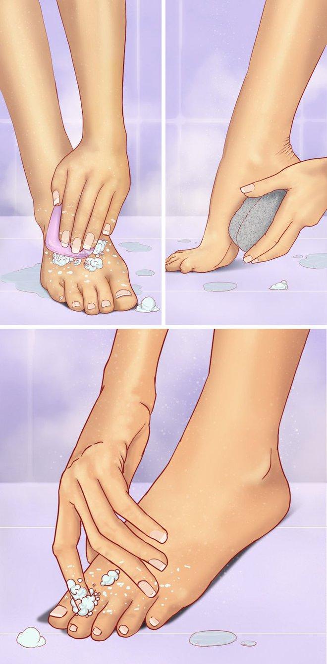 6 vùng trên cơ thể cần được làm sạch đúng cách, nhiều người không biết vẫn làm sai mà chẳng hay - Ảnh 1.