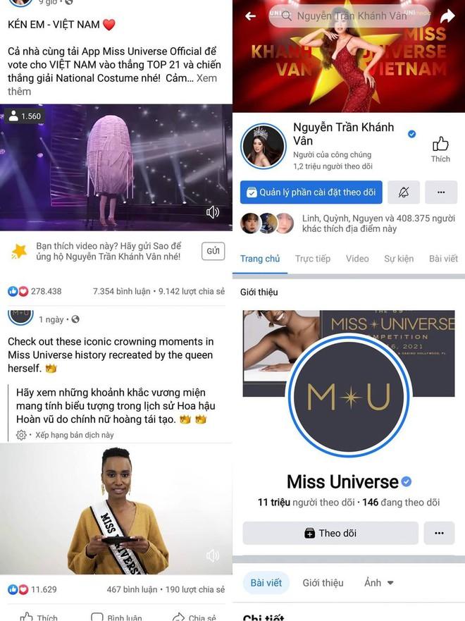 Lượt tương tác của Hoa hậu Khánh Vân bùng nổ trên mạng xã hội, từ nay hãy gọi cô ấy là Social Queen - ảnh 10