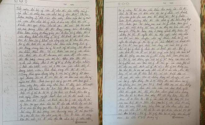 Chị họ mất tích rồi tử vong, những trang nhật ký để lại khiến người hùng Nguyễn Ngọc Mạnh giận dữ: Tại sao lại đối xử với chị tôi như vậy? - Ảnh 4.