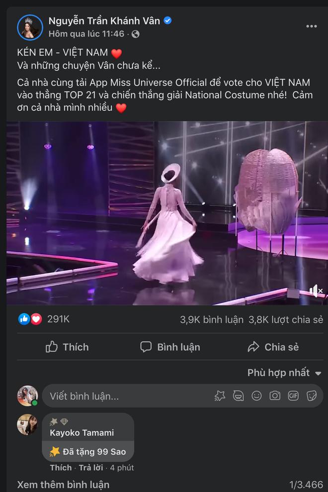 Lượt tương tác của Hoa hậu Khánh Vân bùng nổ trên mạng xã hội, từ nay hãy gọi cô ấy là Social Queen - ảnh 6