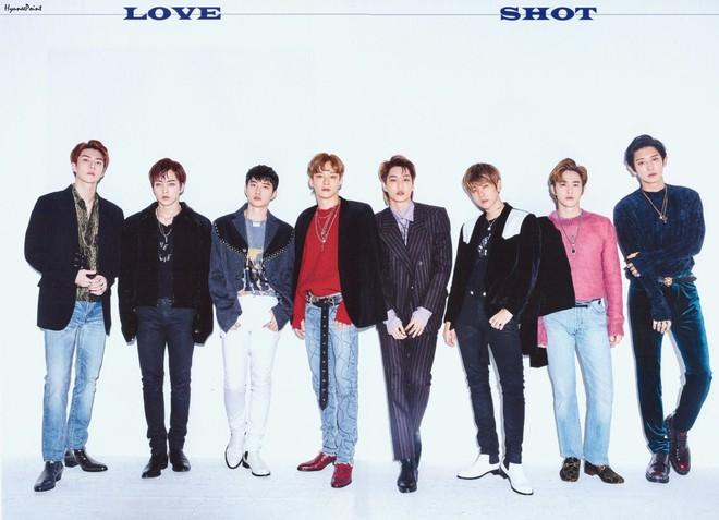 Boygroup nhi đồng phá kỷ lục bán đĩa tuần đầu của SM, ông hoàng triệu bản EXO phải chịu thua đàn em - ảnh 4