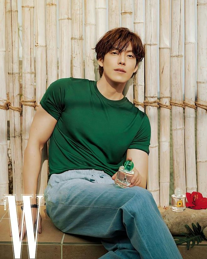 Lần đầu lộ diện sau tin cưới Shin Min Ah, Kim Woo Bin khiến dân tình gào thét với visual lột xác, khác hẳn khi bị ung thư - ảnh 5