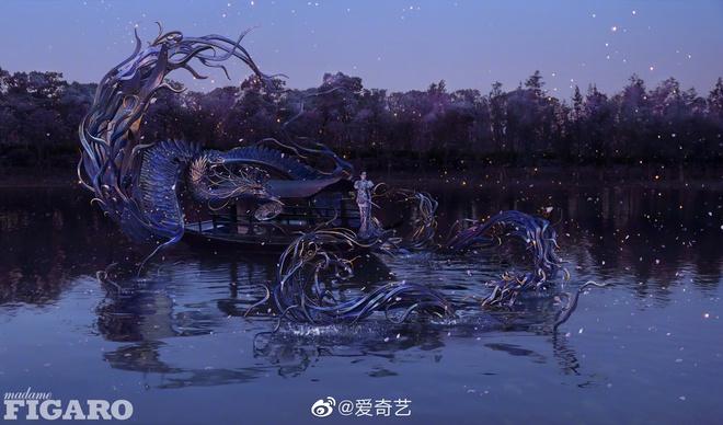 Quên ngay bộ ảnh vô hồn chụp với đàn chị đi, đây mới là loạt khung hình đẹp thần sầu của Triệu Lệ Dĩnh khiến Weibo nức nở - ảnh 13