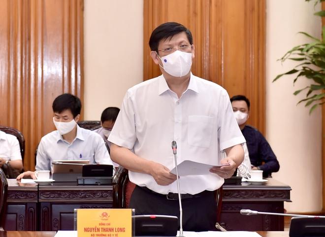 Bộ trưởng Bộ Y tế: Tất cả các ca mắc mới đều xác định được nguồn lây - ảnh 1