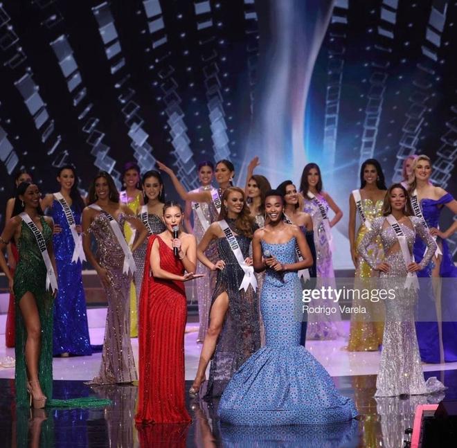 Có thể bạn chưa biết: Tóc Tiên, Thúy Vân, Lương Mỹ Kỳ... cũng đi thi Miss Universe với Khánh Vân ở Mỹ! - ảnh 10