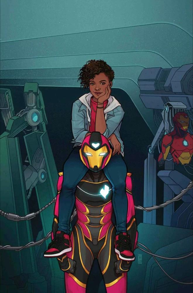 5 cách để Marvel có thể đưa Iron Man trở lại oanh tạc: Cái chết cũng không phải là cái kết! - ảnh 6