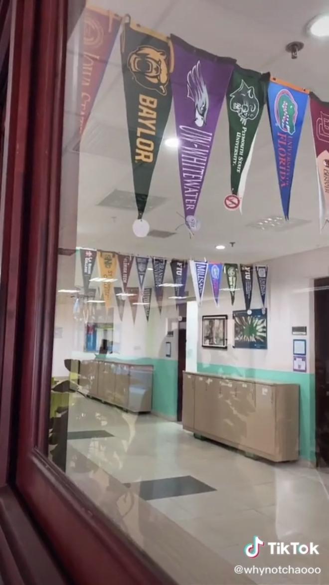 Một ngày của rich kid tại trường học phí 730 triệu: Góc quay đầy mùi tiền, hàng hiệu toàn thân, khung cảnh bên trong phát mê - ảnh 7