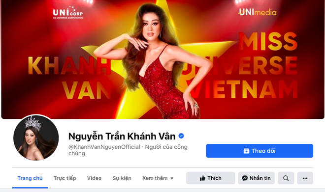 Trước thềm Chung kết Miss Universe, Khánh Vân chứng tỏ sức hút cực khủng, livestream có hơn 130K người xem trực tiếp! - ảnh 6