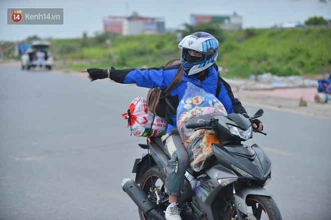 Ảnh: Bắc Giang lập chốt phong toả huyện Việt Yên sau khi phát hiện ổ dịch Công ty Hosiden, hàng chục nghìn người bị cách ly - ảnh 11