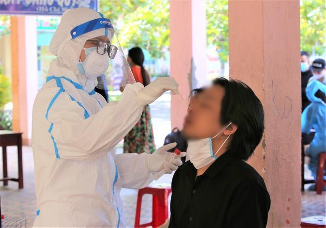 Một chiến sĩ ở Quảng Nam dương tính SARS-CoV-2, chưa rõ nguồn lây - ảnh 1