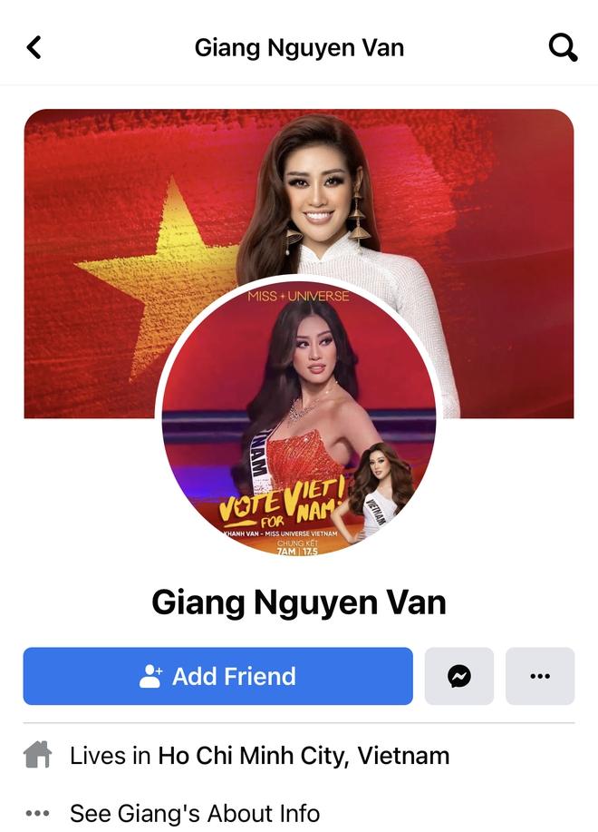 Nổ link tương tác 15 lần trong 24 giờ, bố Khánh Vân chính là fan cuồng đáng yêu nhất khi con gái chinh chiến tại Miss Universe - ảnh 2