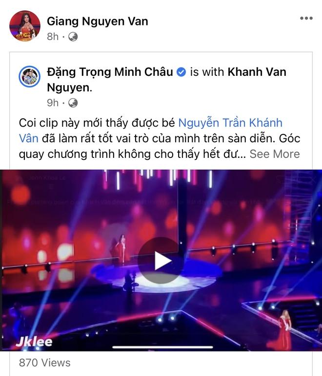 Nổ link tương tác 15 lần trong 24 giờ, bố Khánh Vân chính là fan cuồng đáng yêu nhất khi con gái chinh chiến tại Miss Universe - ảnh 3