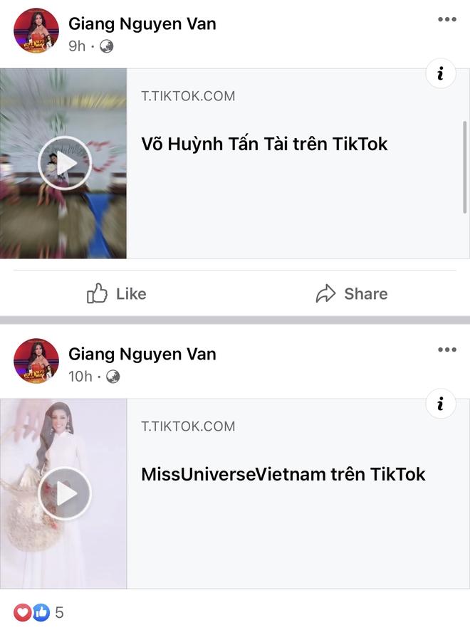 Nổ link tương tác 15 lần trong 24 giờ, bố Khánh Vân chính là fan cuồng đáng yêu nhất khi con gái chinh chiến tại Miss Universe - ảnh 4
