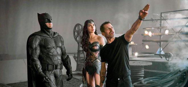 Đạo diễn Zack Snyder tiết lộ bị hãng phim tra tấn suốt thời gian làm Justice League bản mới - ảnh 1
