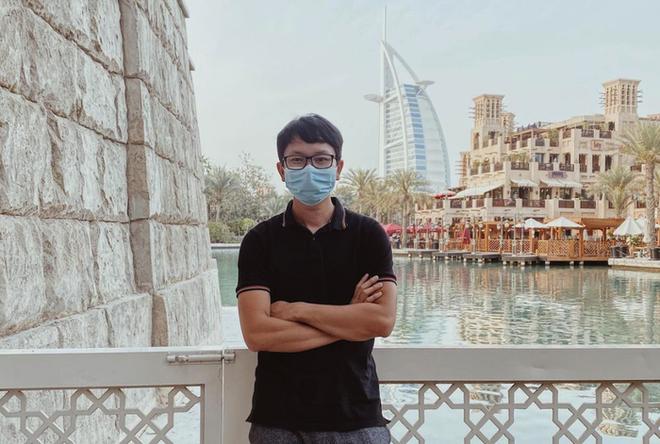 Người Việt ở Dubai: Tuyển Việt Nam không nên xem thường nắng nóng ở UAE - ảnh 3
