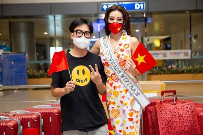 Khánh Vân đi thi Miss Universe với tủ đồ toàn NTK lạ hoắc nhưng chất lượng thì miễn chê! - ảnh 6