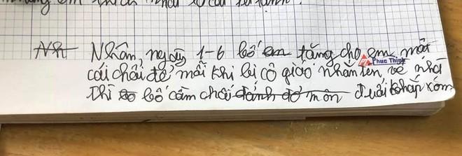 Học trò lớp 1 trổ tài viết Văn miêu tả siêu lầy, người lớn đọc vào chỉ biết ôm bụng cười vì quá sức sáng tạo! - ảnh 2