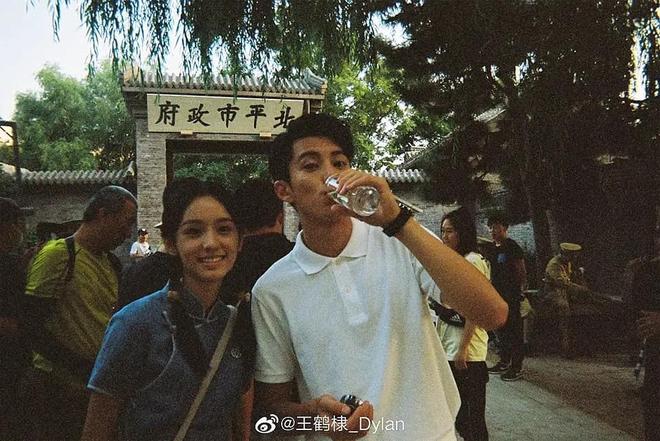 Vương Hạc Đệ và mỹ nữ Sơn Hà Lệnh đẹp xuất sắc trong bộ ảnh quảng bá phim đậm chất ông bà anh - ảnh 7