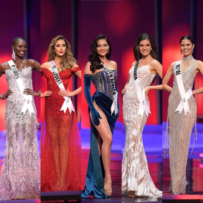 Quá nhiều Miss Chuồng Gà ở Miss Universe 2020: Đẹp mê người mà phải đứng... vỗ tay cho Khánh Vân thật uổng quá đi! - ảnh 2